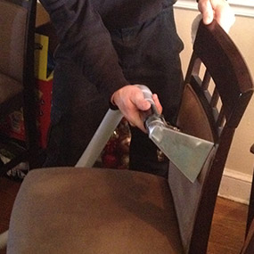 Dining Room Chair Upholstery Treatment